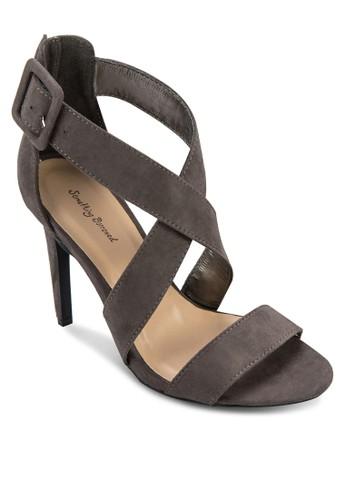 Crossover Strap Opezalora鞋子評價n Toe Heel, 女鞋, 高跟