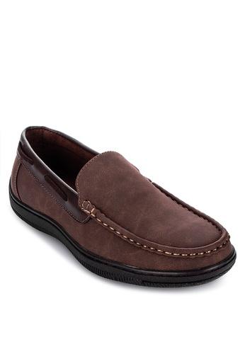 H2Ocean brown Patty Slip Ons F0726SHA9C9C2EGS_1