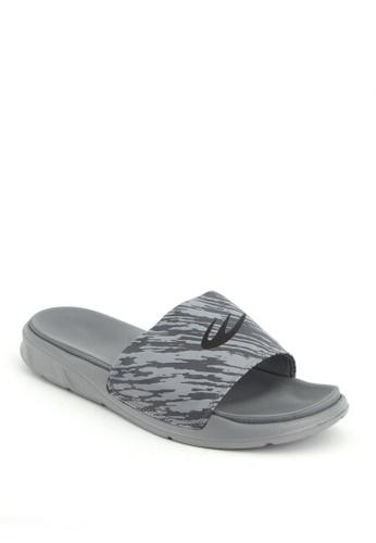 World Balance grey Tempest Men's Slippers FC28BSH7070E2BGS_1