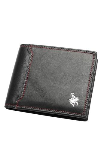 Swiss Polo black Swiss Polo Bi-Fold Rfid Blocking Wallet 5C4F7AC848D93EGS_1