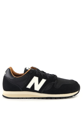 New Balance multi and grey 520 Classic Lifestyle Sneakers NE382SH0WF94ID_1