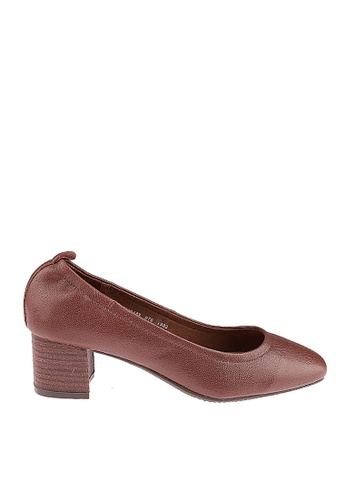 Hush Puppies brown Hush Puppies Alitta In Brown DCE19SH632AE12GS_1