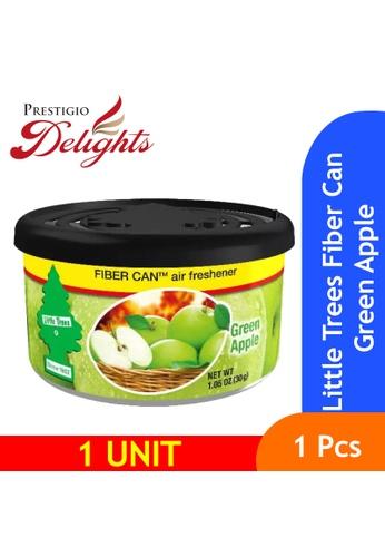 Prestigio Delights yellow Little Trees Fiber Can Green Apple 9A8B8ES7D0CD04GS_1