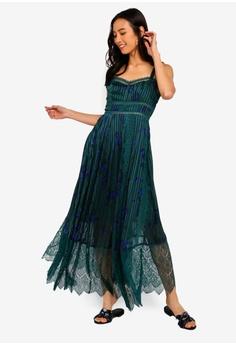 e65b719d485 Free People green Seven Wonders Maxi Dress 4086FAA327F349GS 1
