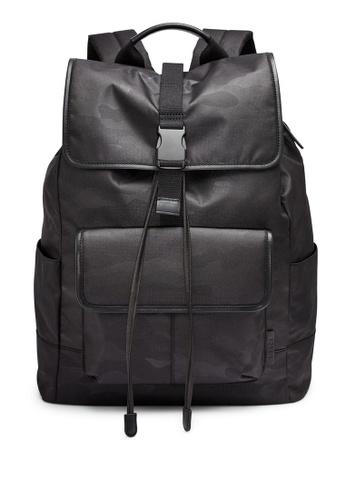 Fossil black Buckner Backpack MBG9418001 97033AC54B0B8FGS 1 7f4f30a3552a6