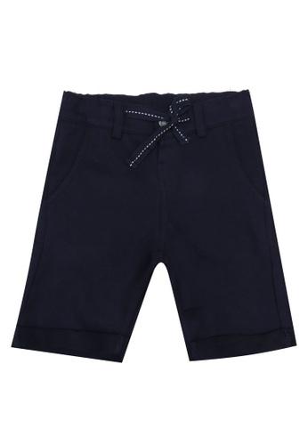FOX Kids & Baby navy Turnover Shorts 15612KAAF9C5B8GS_1