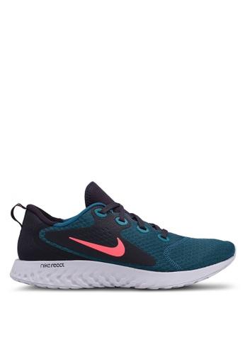 Nike grey Nike Legend React Shoes B89E6SHD1D5EC3GS_1