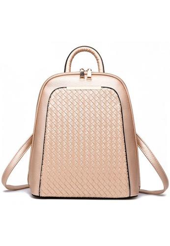 TCWK gold Ladies Backpack TC258AC55IXSMY_1