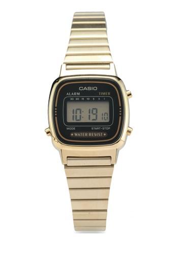 Casio gold Casio LA670WGA-1DF 1D22CAC91FDB99GS_1
