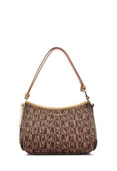 8513b7751201b BONIA brown Dark Brown Caia Shoulder Bag 56686AC310C4C8GS 1