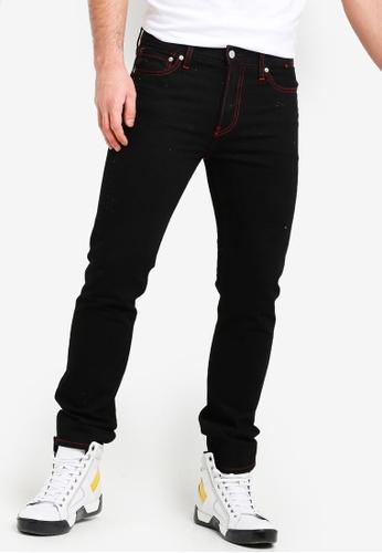 Calvin Klein 多色 修身牛仔褲 8F2E4AA281DAADGS_1