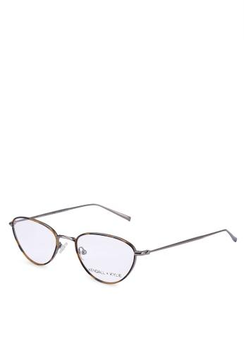 Kendall + Kylie brown Kali Glasses 6D47DGLACE46DFGS_1