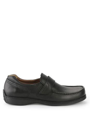 Watchout! Shoes black Casual Semi Moccassin 73DF6SH3992E36GS_1