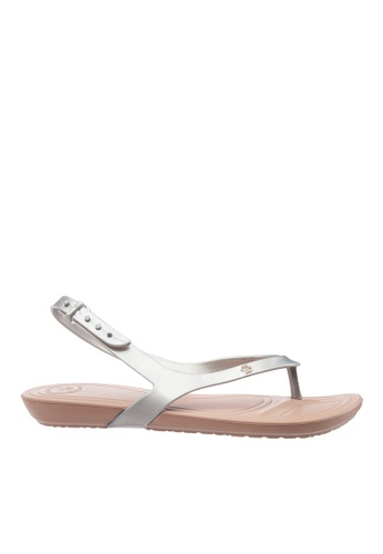 c18a82c20d91c8 Hush Puppies silver Hush Puppies Women s Glee Sandal -Silver  5976DSH24F6987GS 1
