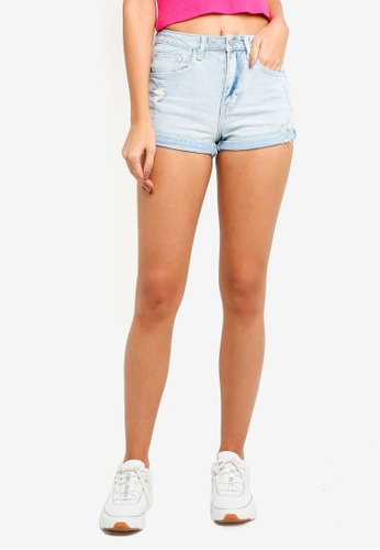 Supre blue The Monaco Shorts D83BDAA3C75BDAGS_1