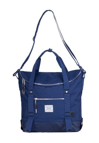 Caterpillar Bags & Travel Gear navy Essential Rebel Tote Bag CA540AC20FADHK_1
