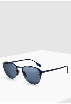 92db08b17f4 Burberry blue Burberry BE3103 Sunglasses 53A17GL8E24A99GS 1