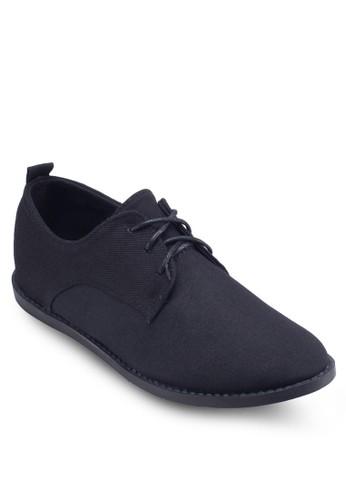 帆布繫帶休閒鞋, 女esprit 見工鞋, 鞋