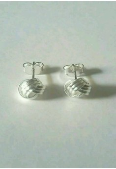 Stud Puzzled Earring