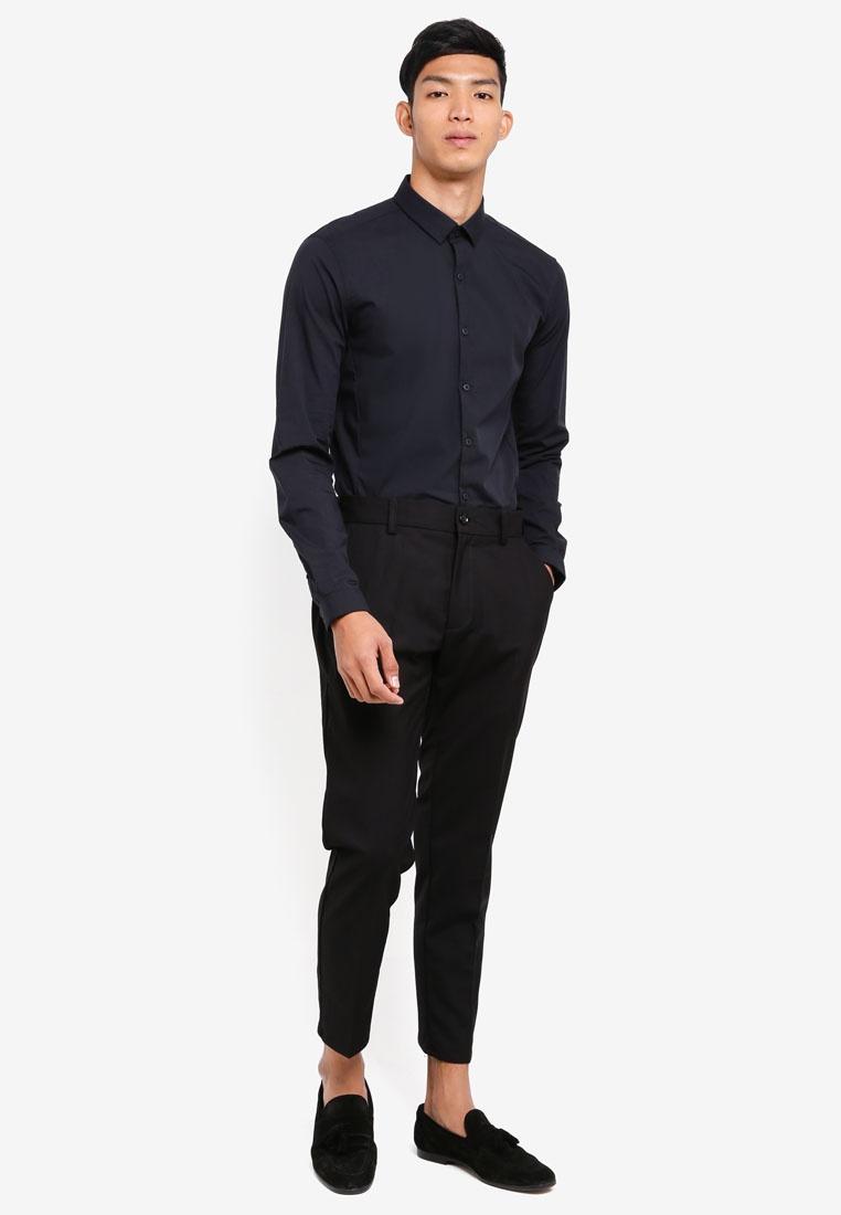 II Waist Pants SPARROW Tapered Waytt Black GREEN Elastic ZfpqB