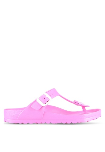 4a209a21e6a8 Buy Birkenstock Gizeh EVA Sandals Online on ZALORA Singapore