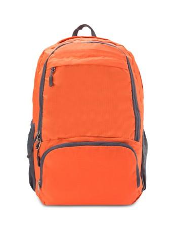 輕量防水可esprit outlet 香港折式後背包, 包, 後背包