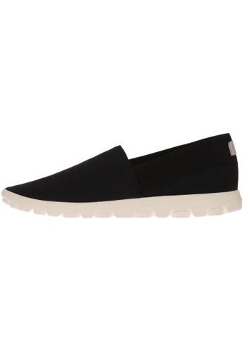 paperplanes black SNRD-706 Women Fashion Ultralight Slip-Ons Driving Shoes PA110SH42PAFHK_1