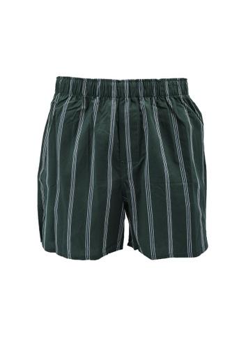 GAP green Stripe Boxers 5810AUS272F201GS_1