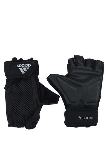 adidas black adidas perf ccool glov AD372AC0SUJBMY_1