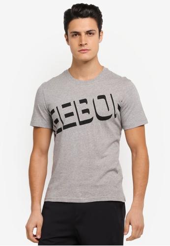 Reebok grey CS Graphic Tee RE691AA0SJS9MY_1