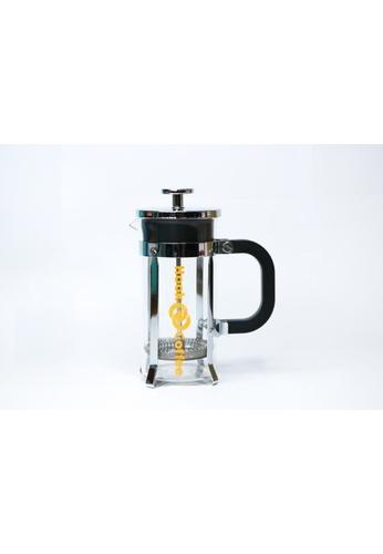HOOK COFFEE black Hook Coffee French Press 27E27HL6FAC23EGS_1