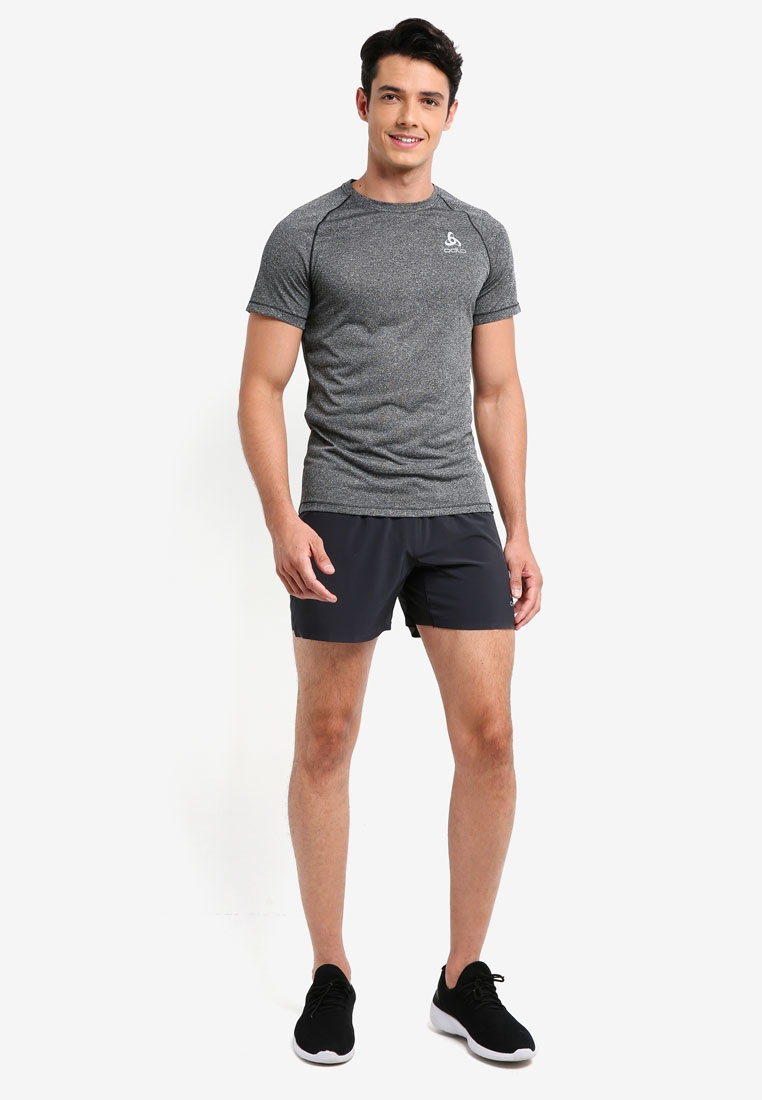 Light Black Odlo X Zeroweight Shorts 57URUx