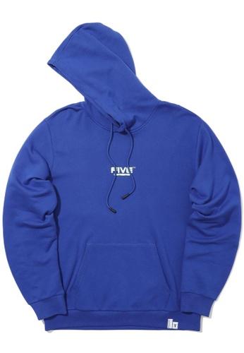 Fivecm navy Logo hoodie BA54BAA33BBE3CGS_1