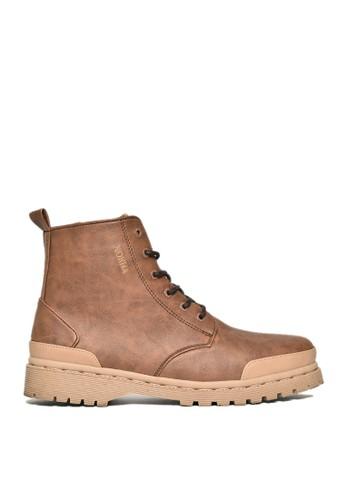 Nokha brown XANDER BROWN - MEN 1EF22SH8A9E8F7GS_1