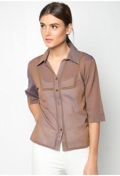 Anika Quarter Sleeves Blouse