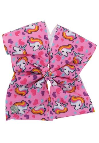 Jojo Siwa Jojo Siwa Bow With Clip (Cute Pink Unicorn) A018EKC7111043GS_1