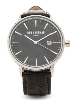 Psst... we have already received your request. Ben Sherman. Portobello  Professional Analog Watch 79ba89de0c3