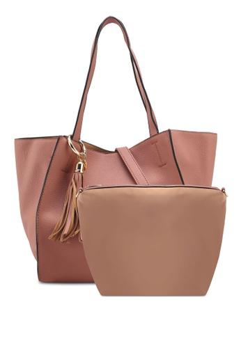Alfio Raldo pink Alfio Raldo Shoulder Bag B84A5ACD051922GS_1