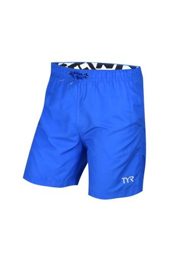 TYR blue TYR Bentley Shorts 77EE5AA120970BGS_1