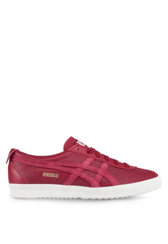 Onitsuka Tiger red Mexico Delegation Shoes ON067SH0SVW3MY_1