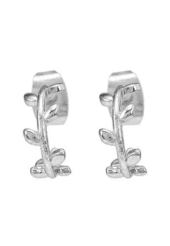 Pieces silver Pcnisa Earstuds A9828ACEF8E623GS_1