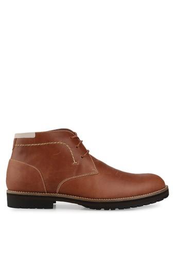 S.Baldo brown Caulderon Boots SB324SH80FGHID_1