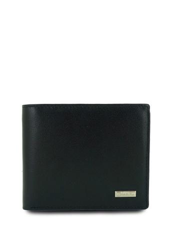 Valentino Rudy black Valentino Rudy Leather Bi-fold Wallet VA677AC0GQ8CSG_1