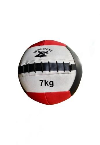 Impulse white Archean PU Soft Medicine Ball 7KG Free Weight Equipment 8D098SE8A31453GS_1