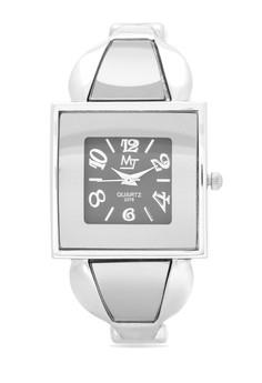 Quartz Analog Square Watch