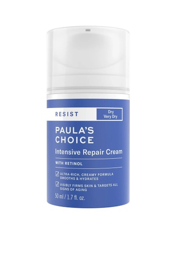 Paula's Choice Resist Intensive Repair Cream with Retinol 50 ml A7437BEF1ECA9DGS_1