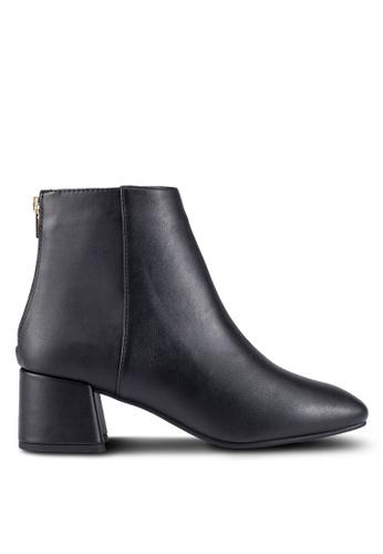 Dorothy Perkins black Black Mocha Ankle Boots DO816SH0RP5EMY_1
