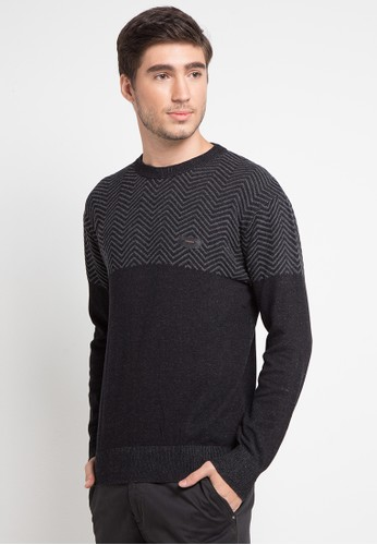 Cardinal black Casual Sweater A7BECAADCA5EF2GS 1 9206d57652