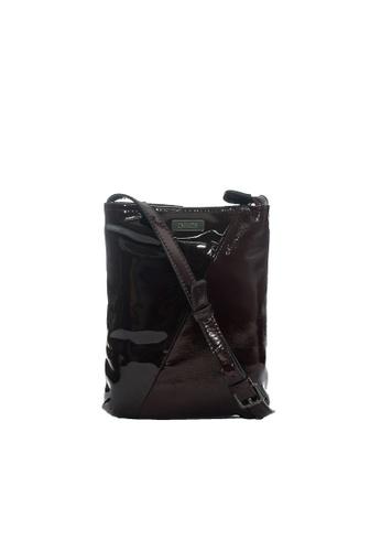 Renoma brown and red Avanti Crossbody Bag 4876EACFCDB1E2GS_1