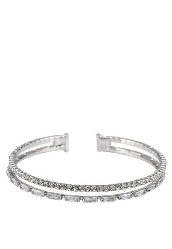 ALDO silver Aoilla Bracelet 4EAADACEA4E341GS_1